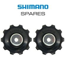 SHIMANO 7/8 SPEED 10t ROAD MTB BIKE BICYCLE REAR MECH JOCKEY WHEELS PULLEY