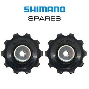 SHIMANO 7/8 SPEED 10t ROAD MTB BIKE BICYCLE REAR MECH JOCKEY WHEELS PULLEY