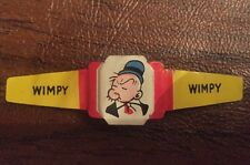 Vintage 1949 Post Toastie's Corn Flakes Wimpy Ring