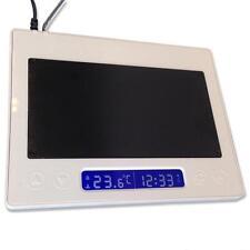 Acuario Peces Tanque Touch Control automático de iluminación LED Unidad Blanco / Azul / Rgb