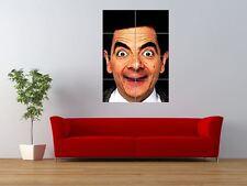 Monsieur BEAN Rowan Atkinson comédie amusant bizarre GIANT ART PRINT POSTER panneau nor0529