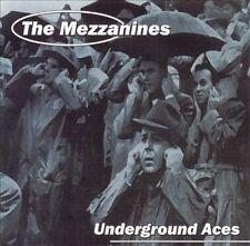 The Mezzanines - Underground Aces CD 2001 Mud MINT Cheap!
