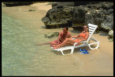 328007 Snorkeling Break Point Village Negril A4 Photo Print