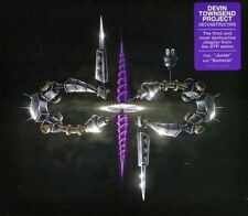 Deconstruction by Devin Townsend/Devin Townsend Project (CD, Jul-2011)