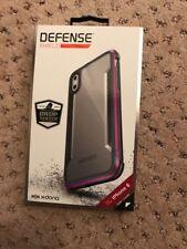 X-Doria - Defense Shield Case for Apple® iPhone 8 X - Iridescent