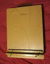 Portable Windsor And Newton Wooden Art Box Easel travel