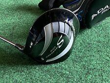"Adams Golf Speedline Tech 9.5* Driver Fujikura Stiff Flex, Golf Pride 46"""