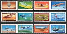 BERLIN MNH 1978-80 Aviation Series 1,2,3.