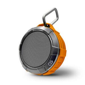 Omnigates Mini Pod Bluetooth Speaker Wireless Portable Outdoor Hiking Picnic