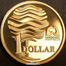 **1993 Australian $1 coin Proof **