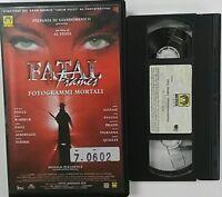 Fatal frames - Fotogrammi mortali (VHS - Medusa 1997) Usato ex noleggio