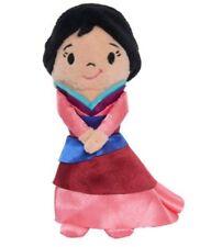 Disney Princess Plush Mulan Mini Stuffed Doll 6'' Bean Plush