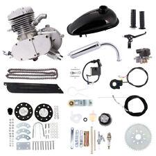 80cc Gas Engine Motor Kit 2-Stroke for Motorized Bicycle Bike+ Speedometer od34