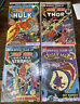 Bronze Age Marvel Lot - Team-Up, Two-In-One, Hulk, What If - Kirby/Ditko +Bonus!