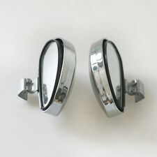 1Pair Universal Blind Spot Mirror Wide Angle Rear Side View Vehicle Car Truck
