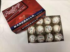 Rawlings Little League Baseballs - 12 Pack Box