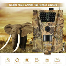 Hunting Trail Camera 12MP 1080P FHD 30pcs IR Infrared LED 850nm Night Vision NEW