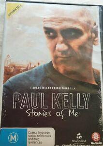 Paul Kelly - Stories Of Me (DVD 2012)