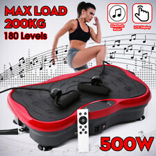 Home bluetooth Body Vibration Machine Exercise Platform Massager Fitness Sport
