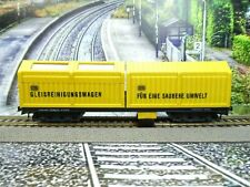 LUX-Modellbau HO 8811 TRACK VACUUM CLEANER COACH WAGON D4520 EXCELLENT CONDITION