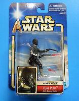 Star Wars A New Hope DJAS PUHR Alien Bounty Hunter 2002 NIP