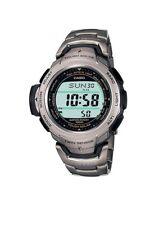 Casio Pro-Trek PRG-140T-7 Titanium Tough Solar New Mens Watch PRG-140T
