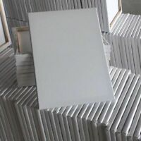 White Blank Canvas Board Wooden Frame for Oil / Acrylic Painting 30x40cm