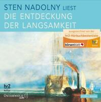 Die Entdeckung der Langsamkeit Sten Nadolny Audio-CD 11 Audio-CDs Deutsch 2012