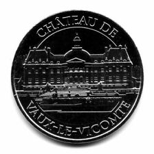 77 MAINCY Château de Vaux-le-Vicomte 3, Couleur argent, 2019, Monnaie de Paris