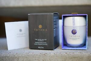 NEW TATCHA Classic Rice Enzyme Powder for Combination Skin 60g 2.1 Oz Authentic