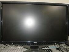 "Acer G245HQL VGA/DVI 23.6"" Full HD Widescreen LED LCD Monitor w/Stand"