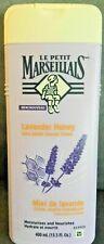 Le Petit Marseillais Lavender Honey Extra Gentle Shower Creme 13.5 Fl. Oz.New