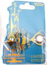NEW Disney WDI Imagineering Critters Four Winds Tower World Fair WINGED BIRD Pin