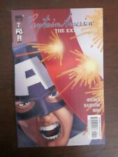 Captain America #7 (2002 series) - part 1 of Extremists story - Hairsine pencils