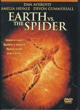 EARTH vs THE SPIDER - Horror Thriller Brand New Sealed R2 Movie DVD