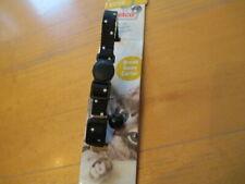 New listing Petco Break Away Collar Kitten black white polka dot New Qty 1 Nip attached bell