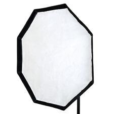Essentialphoto 120cm Studio Octagonal Strobe Softbox Bowens S Type & Diffuser