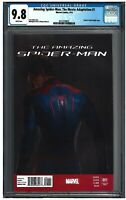 Amazing Spider-Man: The Movie Adaptation SET #1-#2 CGC 9.8 (3/14) Marvel Photo