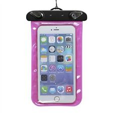 Victoria's Secret PINK WATER RESISTANT PHONE POUCH, Pink