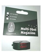 BSA .22 5.5mm RED Multi-shot 10 pellet Magazine for the R10 Scorpion SE Ultra