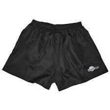 "Samurai Elite Rugby Shorts Black XSmall (30"")"