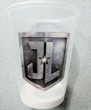 JUSTICE LEAGUE movie promo CUP DC Comics DCEU Superman Batman Wonder Woman