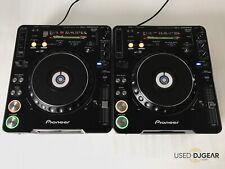 2x PIONEER DJ CDJ 1000 MK3 CD PLAYER