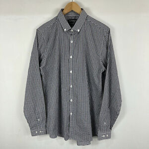 Topman Mens Button Up Shirt Size Large Multicoloured Long Sleeve Collared 58.22