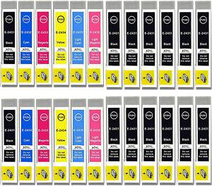 Compatible Ink Cartridges for Epson 24XL XP970 XP55 XP950 XP860 Printer