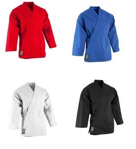 ProForce Lightning 8oz Martial Arts Karate Traditional Jacket/ Top - 55/45 Blend
