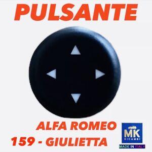 PULSANTE SPECCHIETTI ALFA ROMEO GIULIETTA 159 REGOLAZIONE SPECCHI RETROVISORI