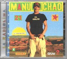 CD ALBUM / MANU CHAO - LA RADIOLINA / COMME NEUF