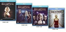 Universal Pictures Blu-ray Battlestar Galactica - Stagione 02 (5 Blu-ray) 2004 T