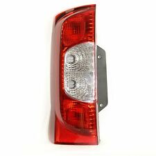 FIAT FIORINO 2008-> REAR TAIL LIGHT PASSENGER SIDE N/S
